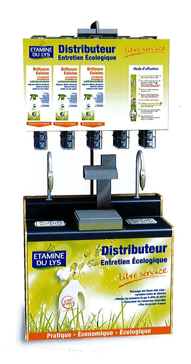 Distributeur CDL