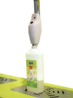 Distributeur de vrac liquide
